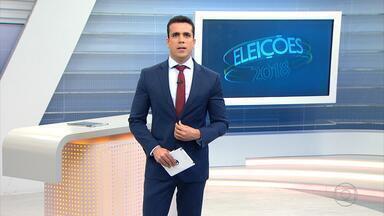 Confira a agenda de candidatos ao governo de Minas Gerais - Candidatos têm compromissos de campanha nesta sexta-feira (21).
