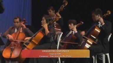 Concerto de música clássica é realizado em Rio Preto de graça - Na noite desta sexta-feira (21), será realizado um concerto de música clássica gratuito em São José do Rio Preto (SP).