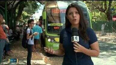 Oitenta assaltos a ônibus foram registrados em 2018 em Teresina - Oitenta assaltos a ônibus foram registrados em 2018 em Teresina