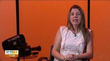 TV Gazeta Sul, 30 anos: editora Ludmila Smarzaro conta sua história na profissão e empresa - TV Gazeta Sul completa 30 anos em 2018.