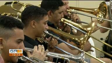 Philarmônica 21 de Setembro completa 108 anos de história - A orquestra é patrimônio cultural do município.