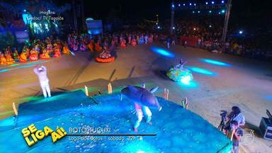 'Se Liga Aí' mostra dicas e opções de eventos para o fim de semana na região - Quadro do JTTV mostra os principais eventos em Santarém e na região.