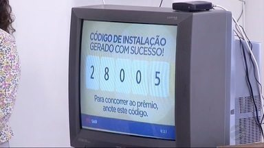 Desligamento do sinal analógico vai ocorrer no dia 5 de dezembro em Dourados - Além da cidade, sinal também vai desligado em outros cinco municípios da região.