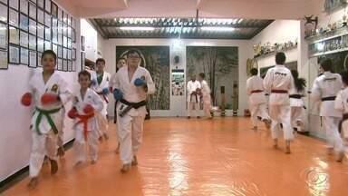 Federação Alagoana de Karatê se prepara para olimpíadas do Japão - Alagoas começa a entrar no circuito de competições nacionais.