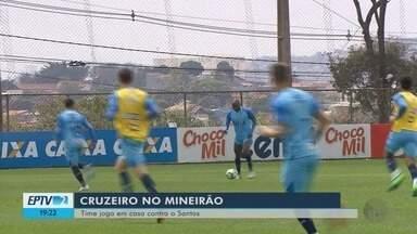 Cruzeiro e Atlético-MG se preparam para a rodada da Série A - Cruzeiro e Atlético-MG se preparam para a rodada da Série A
