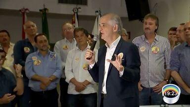Eleições 2018: veja como foi o dia de campanha dos candidatos - Saiba como foram as agendas dos candidatos ao Governo de São Paulo.