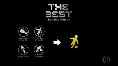 Sem Messi, Cristiano Ronaldo, Modric e Salah brigam pelo prêmio de melhor jogador do mundo - Sem Messi, Cristiano Ronaldo, Modric e Salah brigam pelo prêmio de melhor jogador do mundo
