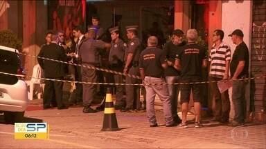 Mezanino de casa de eventos desaba e deixa cerca de 27 feridos no ABC Paulista - Quatro vítimas seriam crianças.