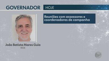 Confira a agenda dos candidatos ao Governo de Minas - Confira a agenda dos candidatos ao Governo de Minas