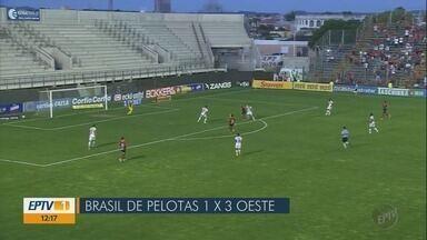 Confira os gols que fecharam a rodada da Série B - Confira os gols que fecharam a rodada da Série B