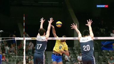 Mundial Masculino de Vôlei - Brasil x Austrália