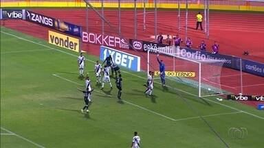 Mesmo com empate em casa, Goiás ganha posição e vira segundo colocado - Vila Nova é derrotado, perde chance de voltar ao G-4 e cai para sétimo