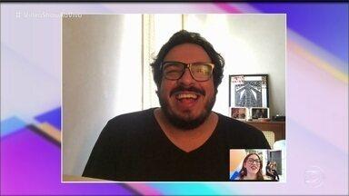 Luis Lobianco comenta o drama de seu personagem em 'Segundo Sol' - Ator interpreta Clóvis na novela das nove