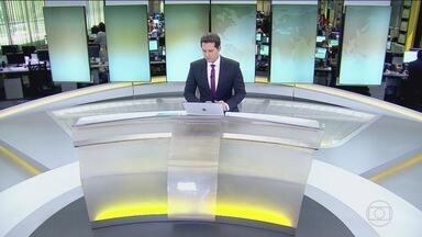 Jornal Hoje - íntegra 24/09/2018 - Os destaques do dia no Brasil e no mundo, com apresentação de Sandra Annenberg e Dony De Nuccio