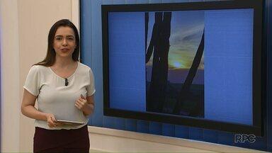 Maringá tem o dia mais quente do ano - Confira a previsão do tempo para Maringá e região.