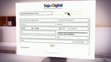 Cadastrados em programas sociais podem ter direito ao 'kit digital' de graça - Veja como saber se tem direito ao kit.
