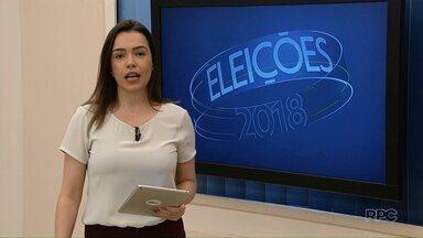Eleições 2018 - Confira a agenda dos candidatos ao governo desta segunda-feira (24).