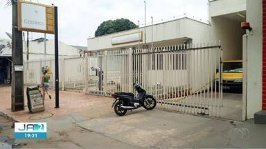 Agência dos Correios de Guaraí é assaltada pela segunda vez em dois meses - Agência dos Correios de Guaraí é assaltada pela segunda vez em dois meses