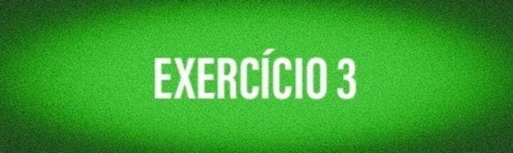 Aprenda como fazer abdominal. Exercício 3 - Aperta o play!