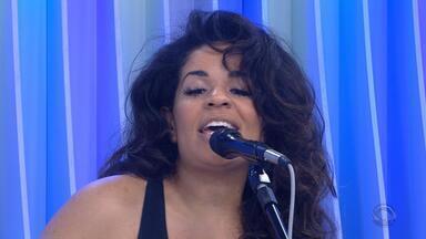 Cantora gaúcha Anaadi é indicada ao Grammy Latino em três categorias - Assista ao vídeo.