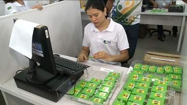 Urnas eletrônicas começam a ser preparadas para as eleições - Em São Luís foi realizada a audiência de geração de mídia no TRE.