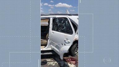 Bandidos mortos no Aeroporto de Salgueiro eram monitorados pela PF há um ano - Assaltantes morreram após entrarem em confronto com a polícia no Sertão do estado.