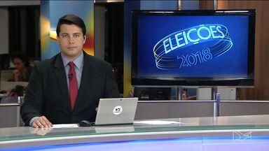 Confira as atividades de campanha dos candidatos ao governo nesta quarta (26) - A TV Mirante acompanha os candidatos ao governo do Maranhão durante o dia.