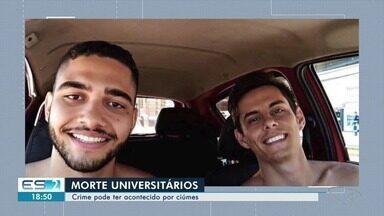 Polícia conclui inquérito da morte de universitários em Vila Velha, ES - Homem de 30 anos foi indiciado por homicídio qualificado, por motivo fútil e uso de recurso que impossibilitou a defesa das vítimas.