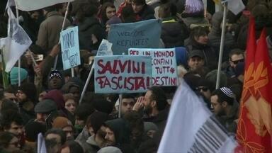 O avanço da extrema-direita na Europa