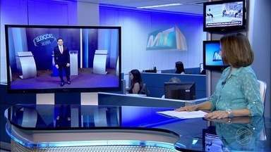 TVCA realiza debate com candidatos a governador - TVCA realiza debate com candidatos a governador.