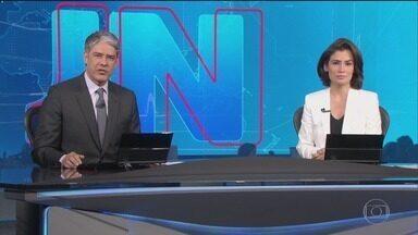 Jornal Nacional, Íntegra 02/10/2018 - As principais notícias do Brasil e do mundo, com apresentação de William Bonner e Renata Vasconcellos.