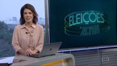 Ibope divulga pesquisa de intenção de voto para governo e Senado no Rio de Janeiro - O índice de confiança é de 95%. A margem de erro é de 2 pontos percentuais. Confira a agenda dos candidatos nesta quinta-feira (4).