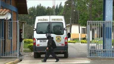 Pepe Richa e outros presos são transferidos por conta de lotação na carceragem - Eles são investigados na Operação Integração.