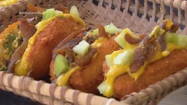 Parte 3: Conheça a lavoura do melhor café do estado e a receita do dia - Acarajé com acari-bodó é a culinária deste domingo.