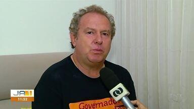 Governador Mauro Carlesse é reeleito em votação no domingo (7) - Governador Mauro Carlesse é reeleito em votação no domingo (7)