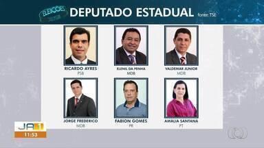 Confira quais foram os deputados estaduais eleitos no Tocantins - Confira quais foram os deputados estaduais eleitos no Tocantins