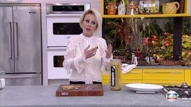 Ana Maria ensina a calcular a quantidade de massa por pessoa para a refeição - Existem vários acessórios no mercado que ajudam a medir a quantidade certa para preparar a refeição de acordo com o número dos convidados