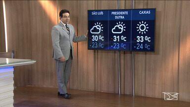 Confira as variações do tempo no Maranhão - Veja como deve ficar o tempo e a temperatura em São Luís e no Maranhão.