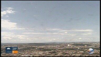 Confira a previsão do tempo para esta terça-feira (9) em Ribeirão Preto, SP - Temperatura máxima chega aos 27°C.