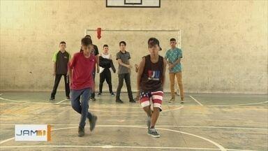 Hip Hop transforma vida de jovens em Manaus - Movimento tem servido de instrumento de formação.