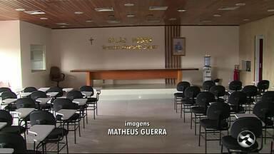 Obra na Câmara de Vereadores de Caruaru tem aumento de 42% no orçamento - Obra está na fase final.