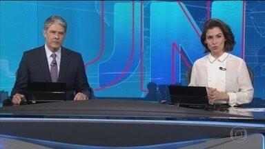 Jornal Nacional, Íntegra 09/10/2018 - As principais notícias do Brasil e do mundo, com apresentação de William Bonner e Renata Vasconcellos.