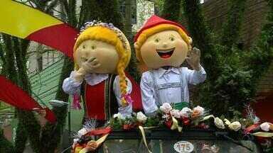 Mais de 30 mil visitantes são esperados por dia na Oktoberfest de Santa Cruz do Sul - O evento acontece de 10 a 21 de outubro.