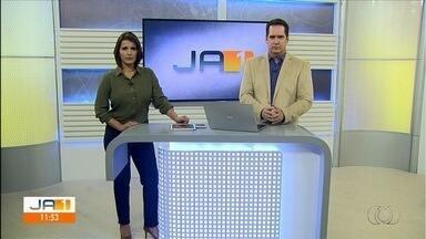 Veja os destaques do JA 1 Edição - TV Anhanguera realiza aulão de preparação para o Enem.
