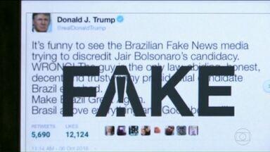 Compartilhar ou divulgar notícias falsas de candidatos é crime eleitoral - Em Cascavel, durante as eleições 2018, pelo menos 10 casos de crimes eleitorais envolvendo fake news estão sendo investigados pela Polícia Federal.