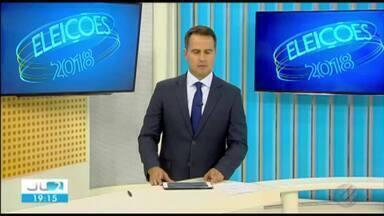 Veja a agenda dos candidatos ao governo do Pará nesta quarta-feira, 10 de outubro - Eleições 2018
