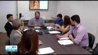 Reunião define as entrevistas do candidatos ao Governo do Pará no 2ª turno pela TV Liberal - Eleições 2018
