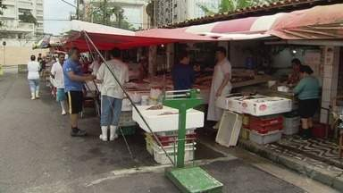 Prefeitura interdita a Rua do Peixe e comerciantes terão de deixar o local - Liminar obriga que permissionários deixem o local até 20 de outubro.