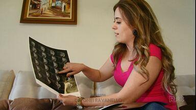 Eduarda descobriu o câncer de mama com 21 anos e superou a doença - Segundo a previsão do Instituto Nacional do Câncer, 60 mil novos casos devem ser registrados no Brasil.