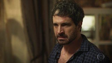 Zefa e Karen exigem que Roberval e Edgar se desculpem um com o outro - Os irmãos são flagrados brigando em cima da mesa de jantar